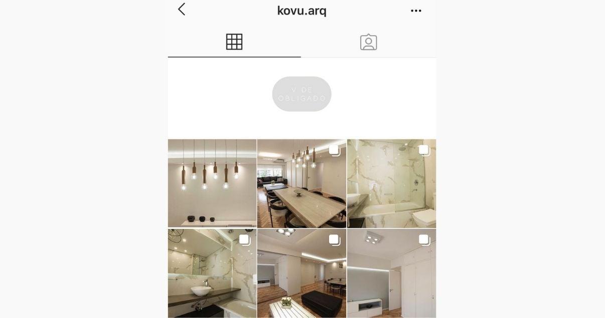inspiracion de instagram para inmobiliarias
